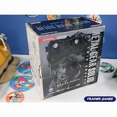 gear console buy console gamecube metal gear solid limited edition ntsc
