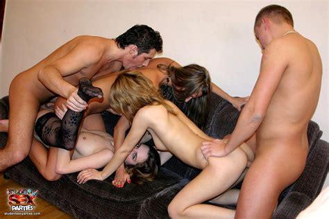 College Girls Orgy