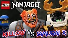Ausmalbilder Lego Ninjago Oni Masken Lego Ninjago Killow Vs Samurai X 70642 Set Review