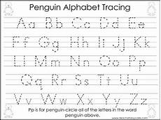 three letter worksheets for kindergarten 23540 2 penguin themed task worksheets trace the alphabet and numbers 1 20 preschool