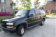 purchase used 2004 chevrolet suburban z 71 4x4 in kingwood texas united states for us 7 250 00