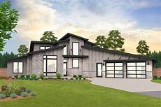 house plans with walkout basement and pool plan 85270ms 2 story modern home plan with indoor pool in