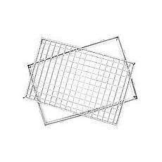 aco gitterrost mit zarge 60 x 40 cm maschenweite 30 30