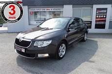 skoda superb occasion voiture occasion skoda superb 2 0 tdi 140 confort 2011