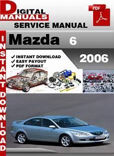 chilton car manuals free download 2006 mazda mazda6 navigation system mazda 6 2006 factory service repair manual download manuals