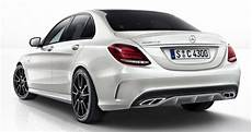 2016 Mercedes Amg C43 Sedan Estate Debut In The Uk