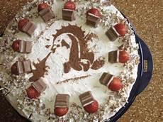 torte mit kinderschokolade rezept viel gl 252 ck