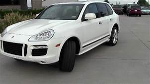 2008 Porsche Cayenne Turbo Used Cars Plano Txm2t  YouTube