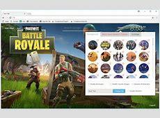 Fortnite HD Wallpapers New Tab   Chrome Web Store