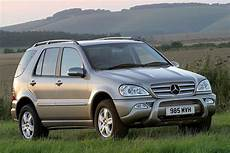 mercedes ml class w163 1998 car review honest