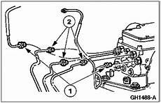 I Need A 1997 Ford F150 Brake Line Diagram Fixya