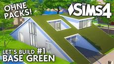 sims 4 häuser bauen die sims 4 haus bauen ohne packs base green 1