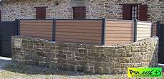 Pose Cloture Sur Muret 10 Exemples De Cl 244 Tures Pos 233 Es En Arrondi