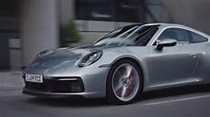 neu porsche 911 s 992 fahrszenen