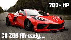 why everyone wants the 2020 corvette c8 z06 mid engine