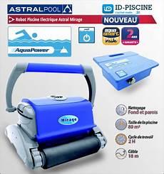 robot piscine electrique fond et paroi robot astral mirage robot 233 lectrique piscine nettoyage