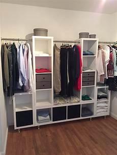 Kleiderschrank Ikea Kallax Stangen Und Die F 252 223 E 252 Ber Ebay