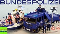 playmobil bundespolizei gro 223 einsatz 9400 mega set