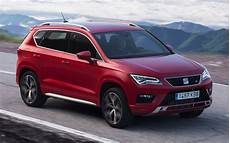 2017 Seat Ateca Fr Wallpapers And Hd Images Car Pixel