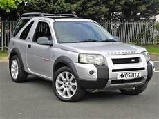 hw05 land rover freelander 2 0 td4 premium sport 3 door in