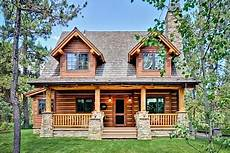 plan 1907 00005 3 bedroom 2 bath log home plan