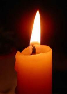 candela accesa pensieri notturni gufo