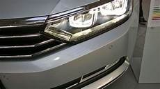 passat low led1 sammelthread led scheinwerfer vw