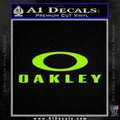 Oakley Decal Sticker D2 &187 A1 Decals