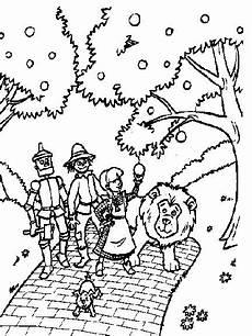zauberer malvorlagen novel 80 besten der zauberer oz bilder auf