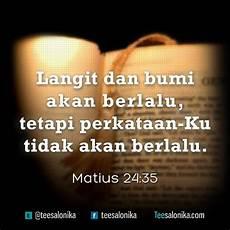 Firman Tuhan Hari Ini Minggu 6 Oktober 2013 Perkataan