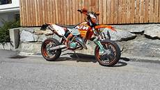 ktm 125 exc supermoto in 6075 tulfes for 5 800 00 for