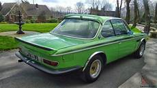 bmw e9 coupe 1971 csl bat look 2800 cs auto taiga green