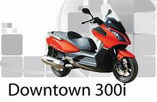 2013 Kymco Downtown 300i Review