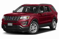 2017 Ford Explorer Price Photos Reviews Features