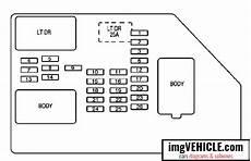2008 chevy silverado fuse box diagram chevrolet silverado ii fuse box diagrams schemes imgvehicle