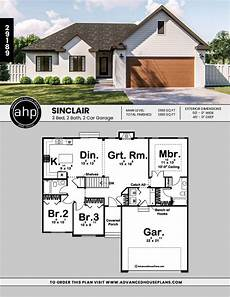 single story modern house plans 1 story modern farmhouse house plan in 2020 house