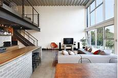loft design custom loft style condo in seattle with stylish industrial