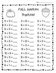 addition worksheets basic facts 8787 fall addition practice worksheet pack 3 leveled sheets for back to school