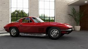 Forza 51967 Chevrolet Corvette Stingray 427 AWD Wheelies