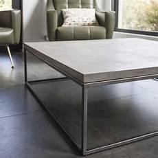 lyon beton table basse table basse en b 233 ton et m 233 tal perspective xl en 2019