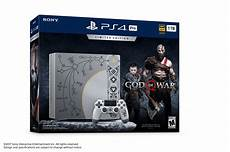 god of war ps4 pro bundle unveiled by sony gamespot