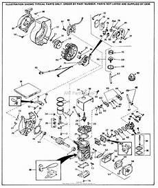 tecumseh ah520 1602 parts diagram for engine parts list