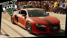 Fast Furious 7 Audi R8 Car Build Tutorial Gta 5