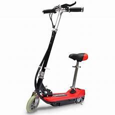 elektro scooter kinder elektroroller elektro scooter kinderroller mit sitz 120 w