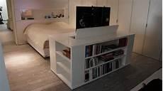 meuble tv cachée 201 pingl 233 par laurent gibert sur meuble tv mobilier de