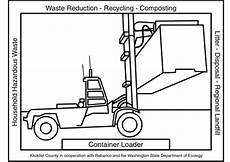 Ausmalbilder Container Lkw Dibujo Para Colorear Tratamiento De Residuos Buld 243 Zer