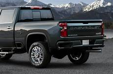 chevrolet reveals sleek 2020 silverado hd high country