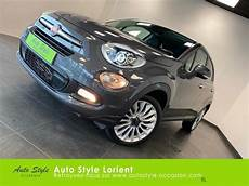 Voiture Fiat 500x Occasion 224 St Malo