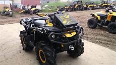 yellow black xtp 1000 can am mud build at pines