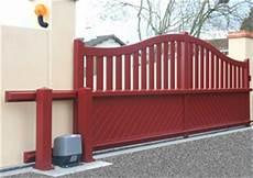 installation d un portail coulissant motorisations pour portail coulissant